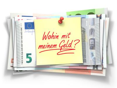 Geldanlage Online