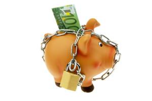 Geld sicher anlegen