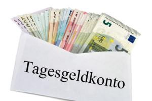 Tagesgeldkonto eröffnen