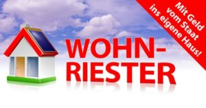 Wohn- Riester