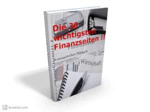 Die 30 wichtigsten Finanzseiten