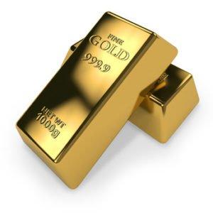 Gold Anlagebarren
