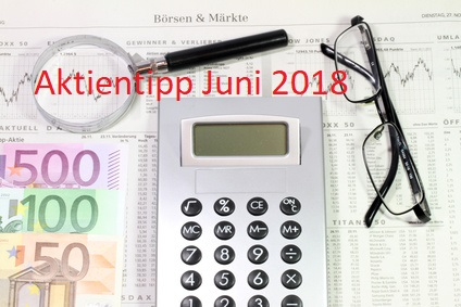 Aktientipp Juni 2018