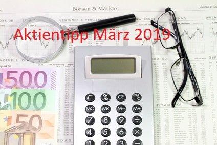 Aktientipp März 2019